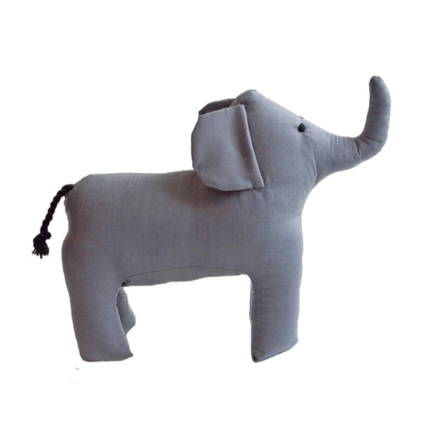 Safari Stuffed Animal Large Elephant - Imani Workshop (G)
