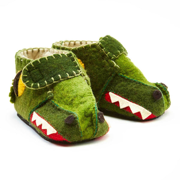Alligator Toddler Zooties - Silk Road Bazaar
