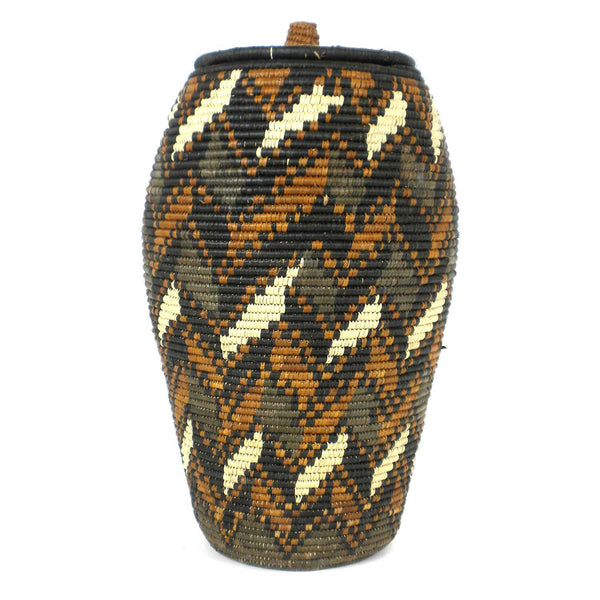 Zulu Wedding Basket - 048 - Ilala Weavers