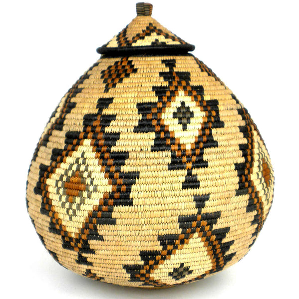 Zulu Wedding Basket - 56 - Ilala Weavers