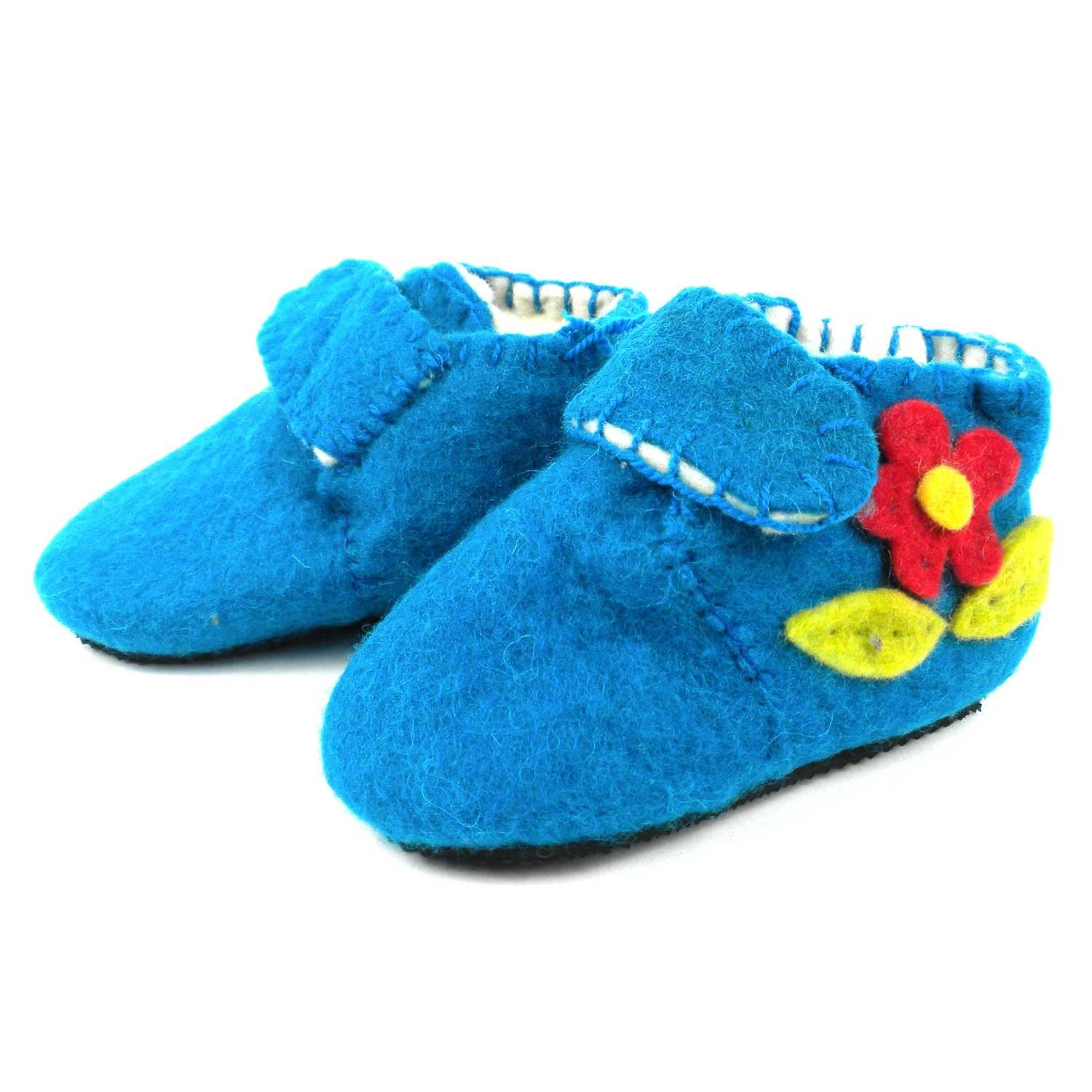 Blue Zooties Toddler - Silk Road Bazaar