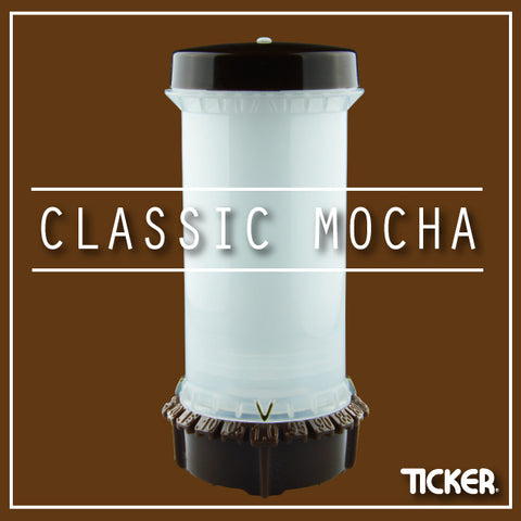 Ticker™ Classic - Mocha -Limited Edition