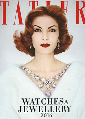 Tatler, Diamond Ring, Diane Kordas Jewellery