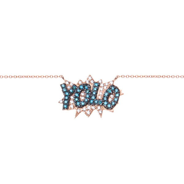 YOLO Necklace