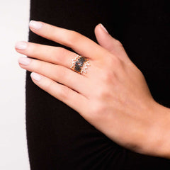 Diane Kordas Diamond WOW! Ring