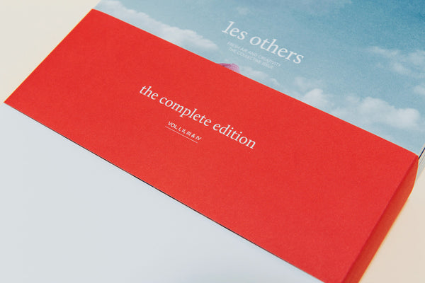 The Complete Edition : Les Others Magazine Vol. I, II, III & IV