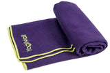 Microfiber Bikram Hot Yoga Towel - Microfiber Bikram Hot Yoga Towel