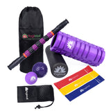 All-in-One 10-Piece Mobility Kit - Purple