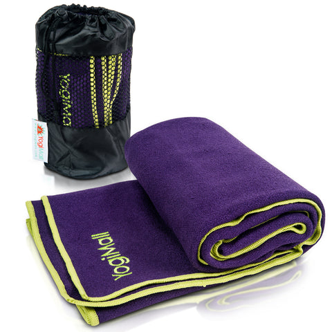 Microfiber Bikram Hot Yoga Towel