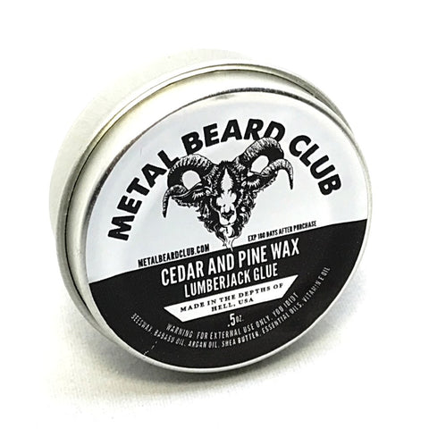 CEDAR AND PINE WAX - LUMBERJACK GLUE