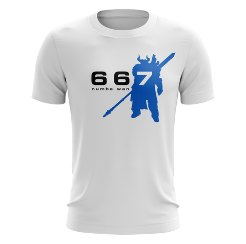 Weak3n 667 T-Shirt - White