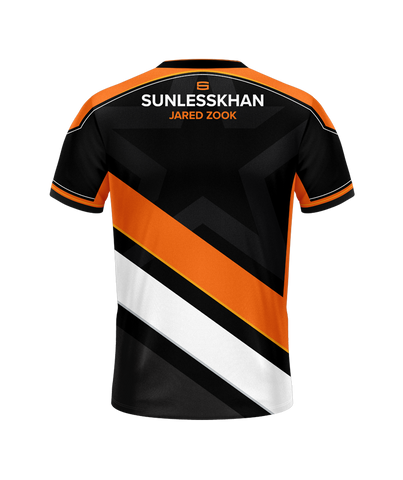 Sunlesskhan 2018 Jersey