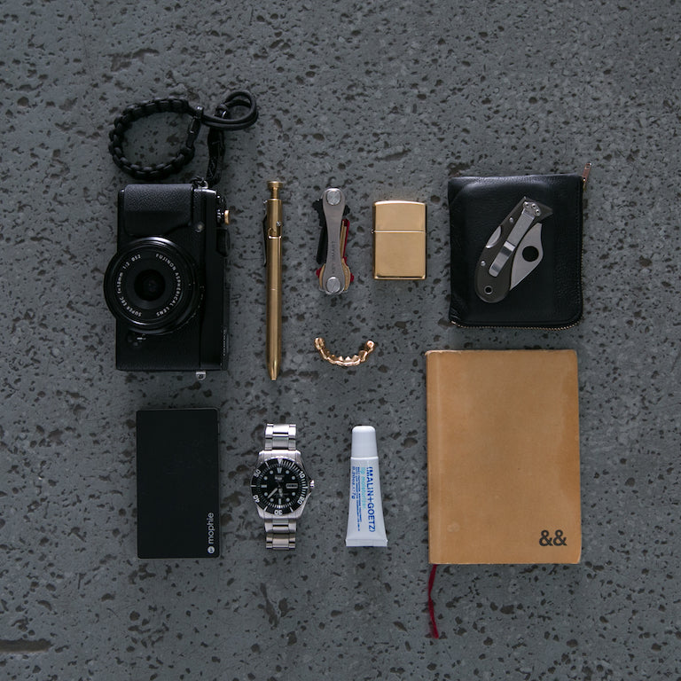 EDC of a Photographer from Brooklyn, NYC
