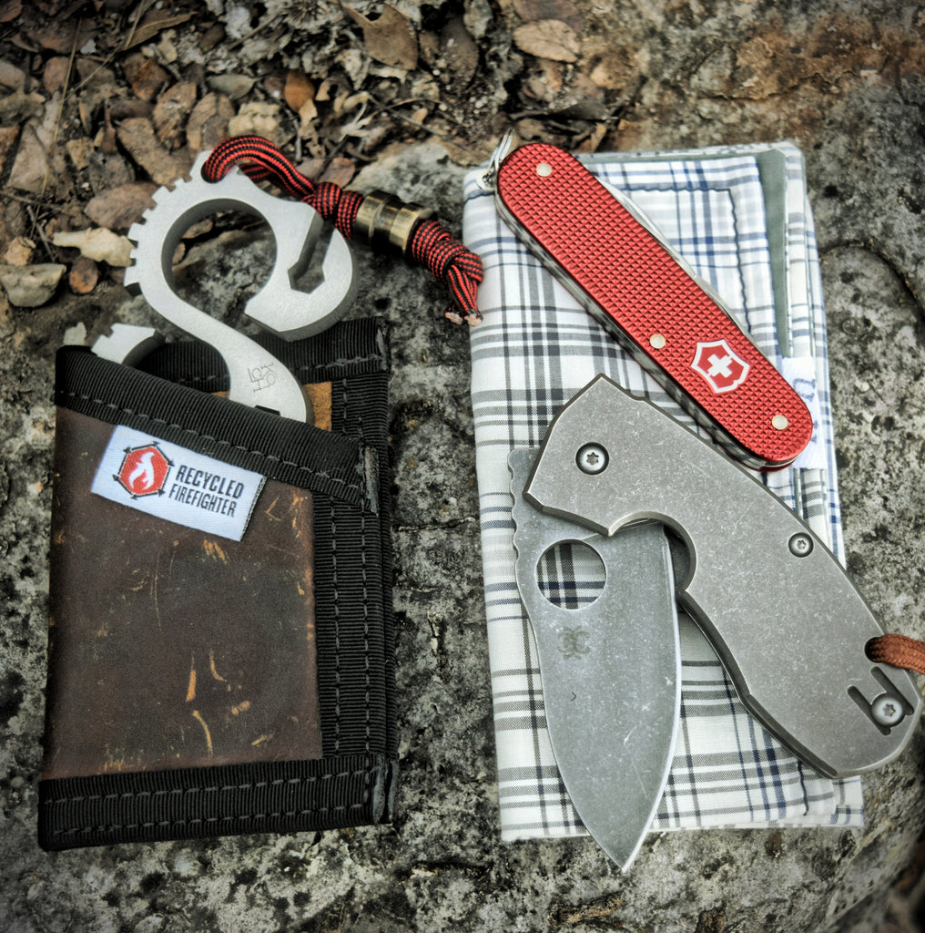 Everyday Carry of a Director of Logistics from Austin, Texas