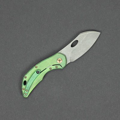 Olamic Busker - Largo Stonewash / Kinetic Rainforest