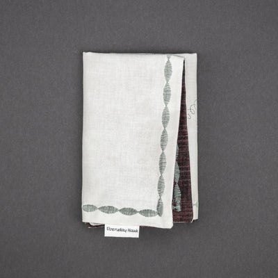 Apparel - Everyday Hanks Maroon Handkerchief