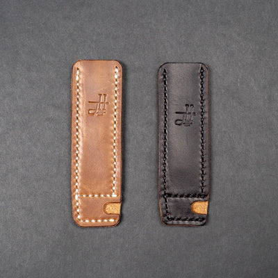 Combat Beads Prybar Leather Sheath