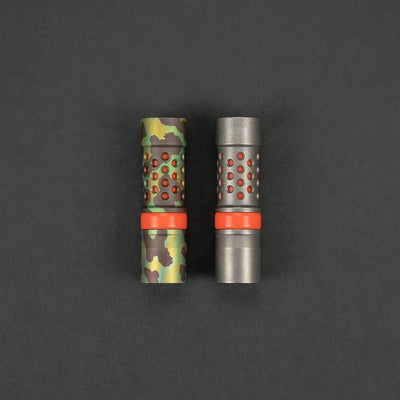 Flashlight - Barrel Flashlight M2JN Gen 3 - Titanium