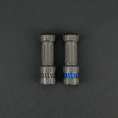 Flashlight - Mechforce Mechtorch EDC Flashlight - Titanium