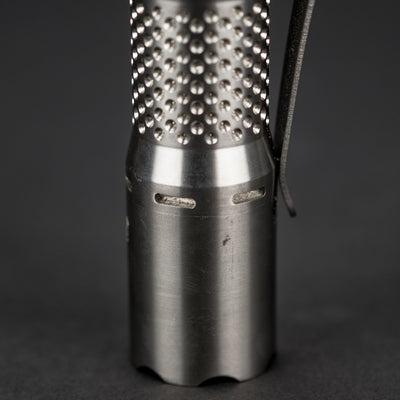 Flashlight - Pre-Owned: Sinner Customs 18350 RM - Ti