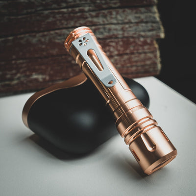 Flashlight - ReyLight LAN Flashlight - Copper