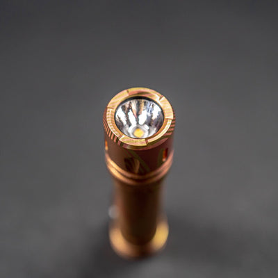 ReyLight LAN Flashlight - Mokume