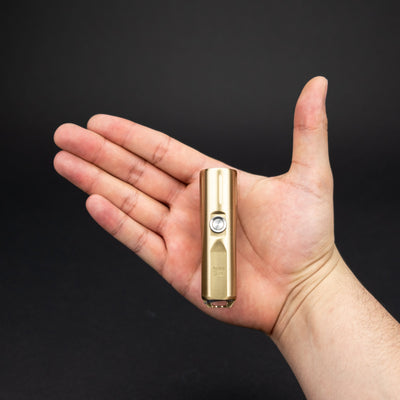 Flashlight - RovyVon A29 Flashlight - Brass