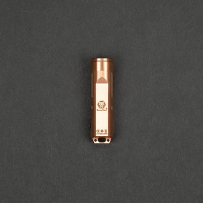 Flashlight - RovyVon A9 Flashlight - Copper