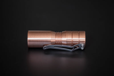 Flashlight - Sinner Tri-EDC - Copper (Exclusive)