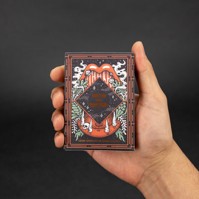 Game - Art Of Play Playing Cards - Into The Weird