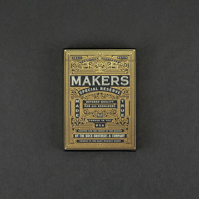 Game - D&D Playing Card Co. Makers Playing Cards - Blacksmith Edition