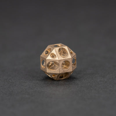 Game - Jordan Metal Art Geosphere - Bronze
