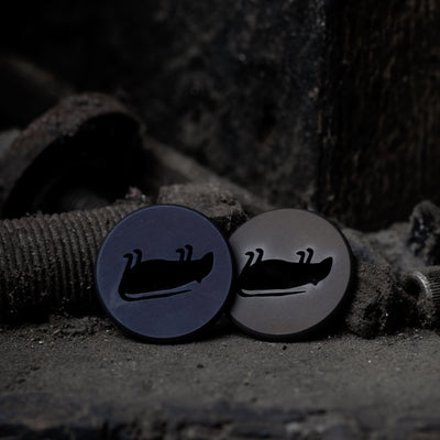 Game - Playge Dead Rat Coin - Titanium