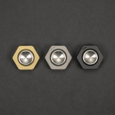 Game - Pre-Order: Scam Designs Torqnut - Stainless Steel Button (Pre-Order Ends 5/31, Ships Early August)