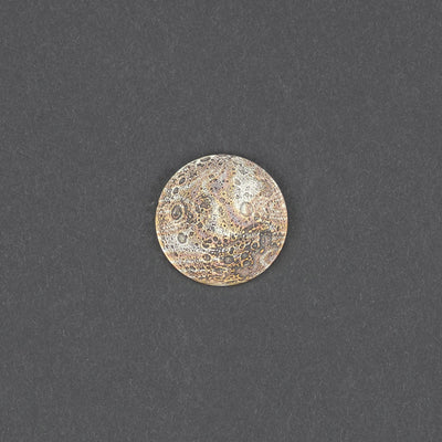 Game - Shire Post Mint Full Moon Coin - Mokume