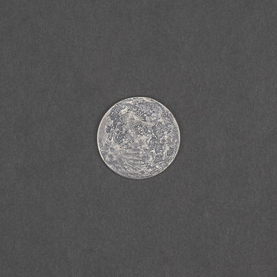 Game - Shire Post Mint Full Moon Coin - Silver