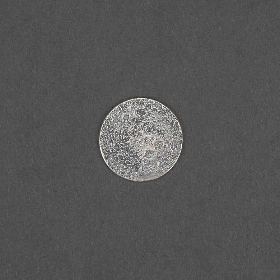 Shire Post Mint Full Moon Coin - Silver