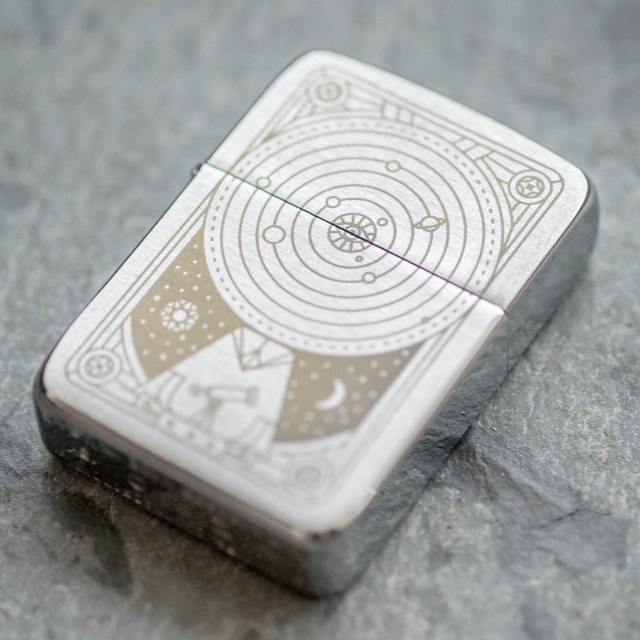 "General Store - ""Astronomer"" Zippo Lighter"
