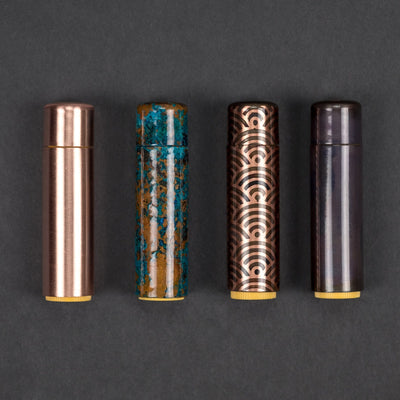 General Store - Black Label Creation Lip Balm Sleeve - Copper