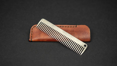 General Store - DE Custom Forge Comb - Titanium
