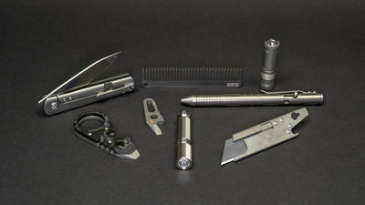 DE Custom Forge Comb - Zirconium