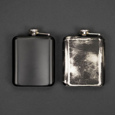 General Store - Greg Stevens Design Flask - Carry Strong (Exclusive)
