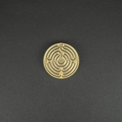 General Store - JL Lawson & Co. Labyrinth Opener - Brass