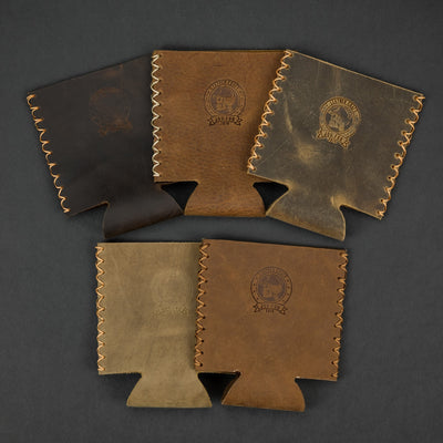 General Store - Jou Fuu Leather 12oz Koozie