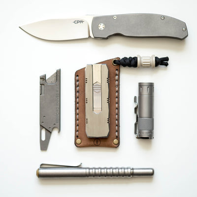 Keychain Tool Sheath (Tall)