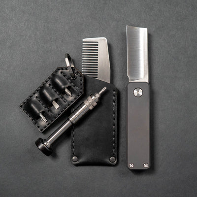 Keychain Tool Sheath - Tall