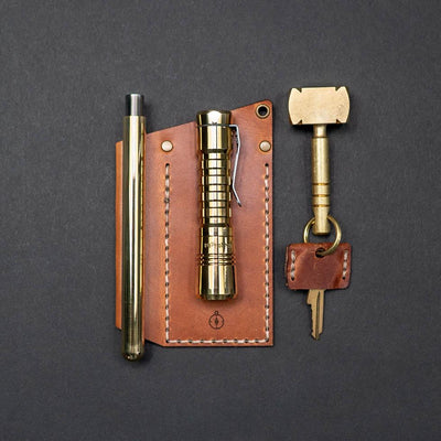 Leather Key Sheaths