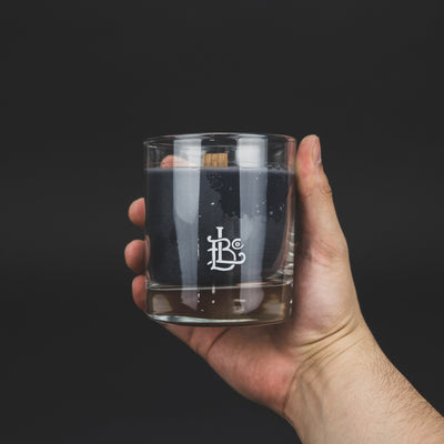 General Store - Lucky Bastard Co. Cabin Candle