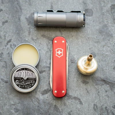 General Store - Lucky Bastard Co. Lip Balm