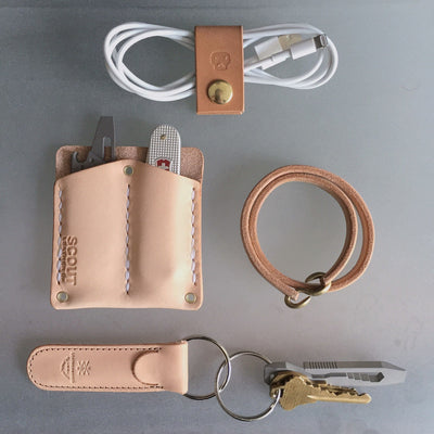 General Store - Mr. Hide Leather Sundries Cable Snap